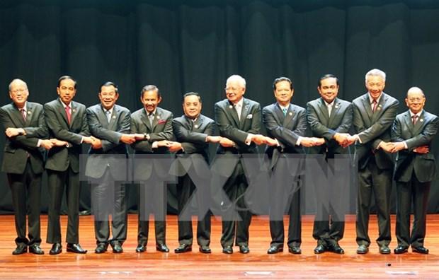 Ouverture du 27e Sommet de l'ASEAN en Malaisie hinh anh 1