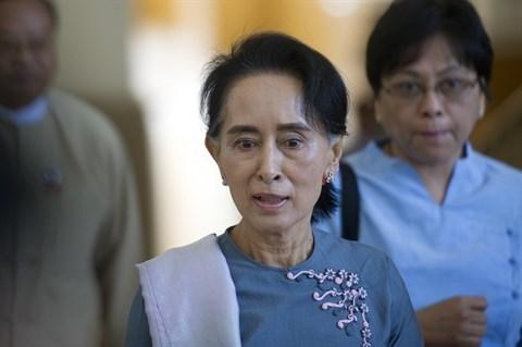 Myanmar : la LND remporte 77% des sieges aux elections du 8 novembre hinh anh 1
