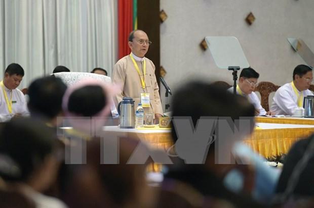 Le Myanmar creee un comite mixte de dialogue politique hinh anh 1