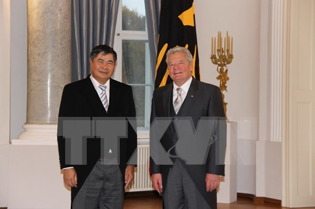 Vietnam et Allemagne possedent de grands potentiels de cooperation hinh anh 1