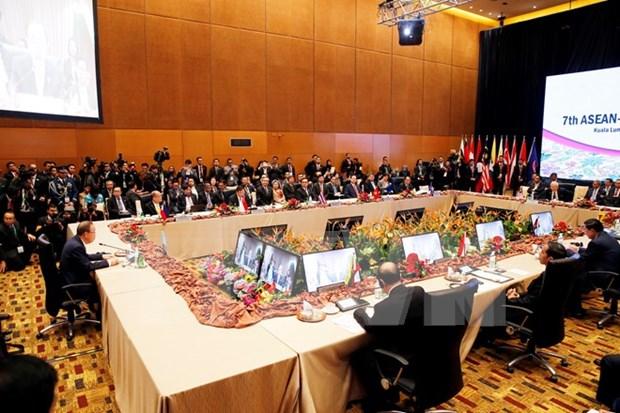 Le PM aux sommets de l'ASEAN et de ses partenaires hinh anh 3