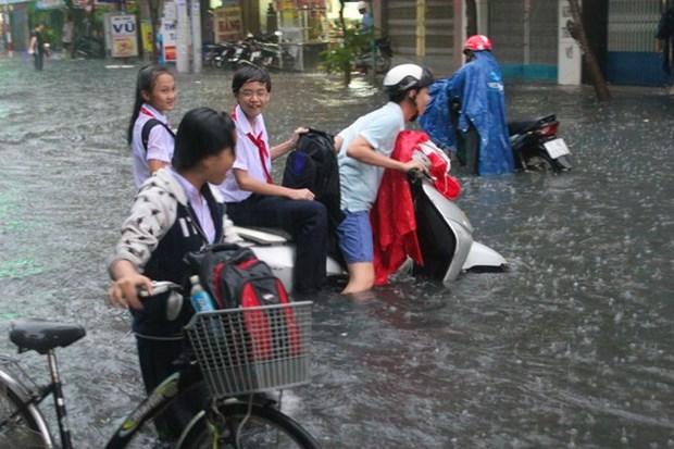 Plus de 10.000 milliards de dongs pour lutter contre les inondations a HCM-Ville hinh anh 1