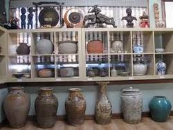 570 objets anciens presentes au Musee de la province de Hung Yen hinh anh 1