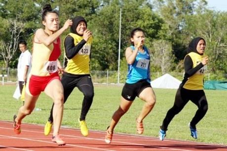 ASEAN Schools Games : le Vietnam remporte quatre medailles d'or hinh anh 1