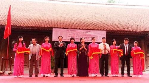Tresor national: Les 82 steles des Docteurs du Van Mieu-Quoc Tu Giam hinh anh 1