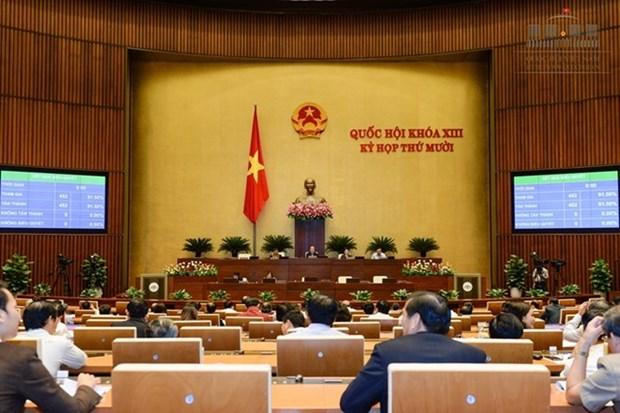Les prochaines elections legislatives fixees au 22 mai 2016 hinh anh 1