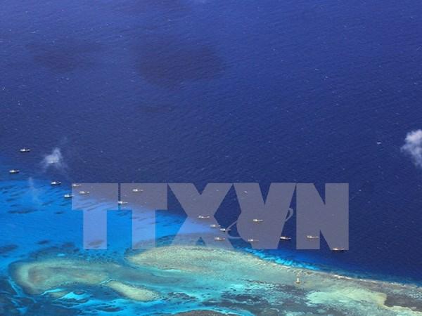 Mer Orientale: Appel a la retenue, au respect du droit et a la cooperation hinh anh 1