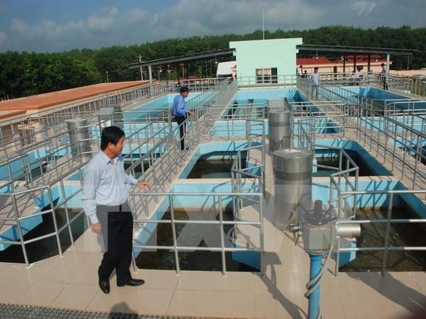 3,3 milliards de dollars pour l'alimentation en eau en milieu urbain hinh anh 1