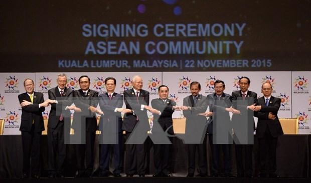 ASEAN : l'APSC, facteur pour maintenir la paix et la securite regionale hinh anh 1