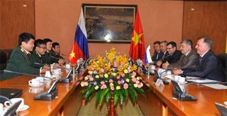 Vietnam-Russie : promotion de la cooperation dans la defense hinh anh 1