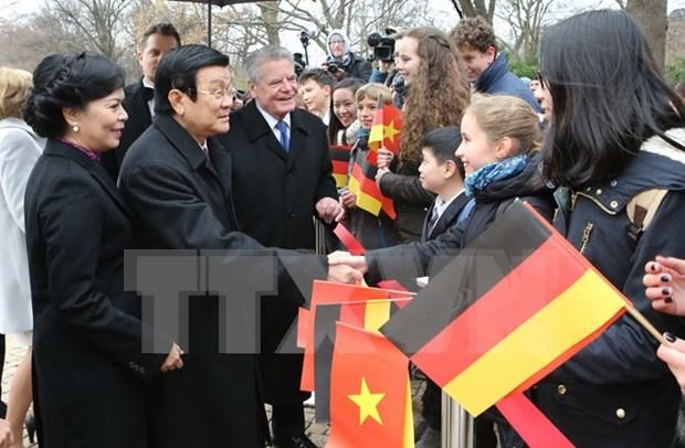 L'Allemagne, un grand partenaire du Vietnam hinh anh 1