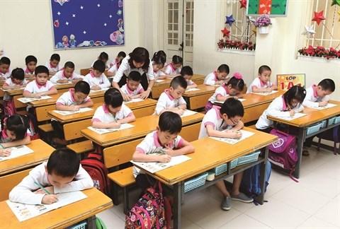 Education, le cheval de bataille du gouvernement hinh anh 1