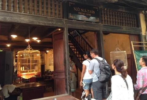 Hanoi cherche a valoriser les valeurs de son Vieux quartier hinh anh 2