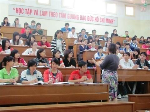 Education, le cheval de bataille du gouvernement hinh anh 2