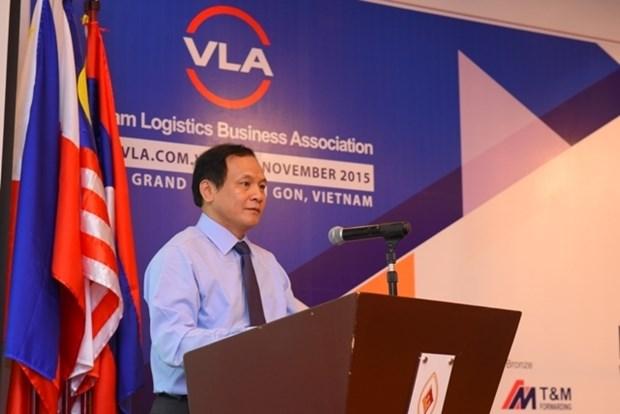 La logistique du Vietnam s'integre a l'AEC hinh anh 1