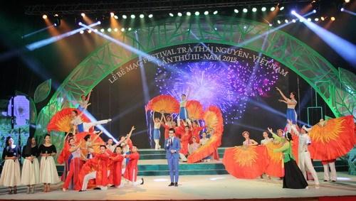 Cloture du 3e Festival du the de Thai Nguyen hinh anh 1