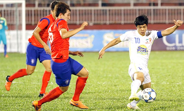 Coupe international U21 : Hoang Anh Gia Lai conserve son titre hinh anh 1