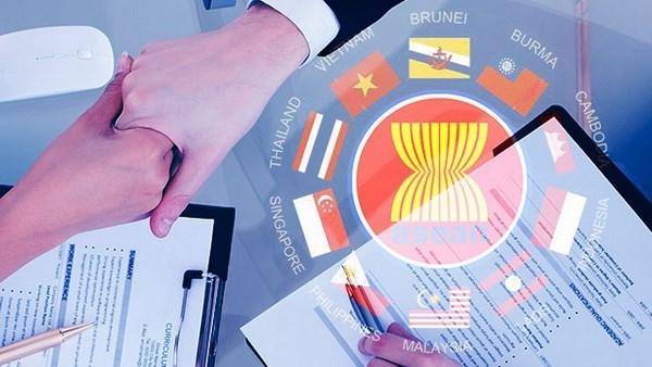 La Communaute economique de l'ASEAN promeut la cooperation economique regionale hinh anh 1