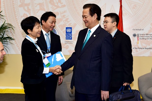 Le Vietnam souhaite promouvoir ses relations avec les pays du monde hinh anh 4
