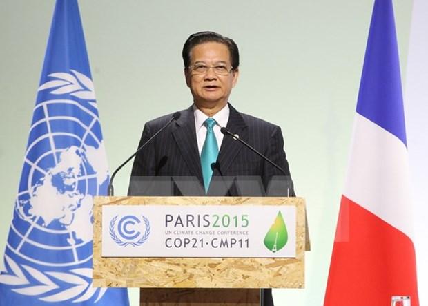 Entretien Nguyen Tan Dung et Manuel Valls hinh anh 1