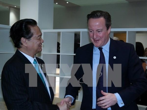 Le Vietnam souhaite promouvoir ses relations avec les pays du monde hinh anh 1