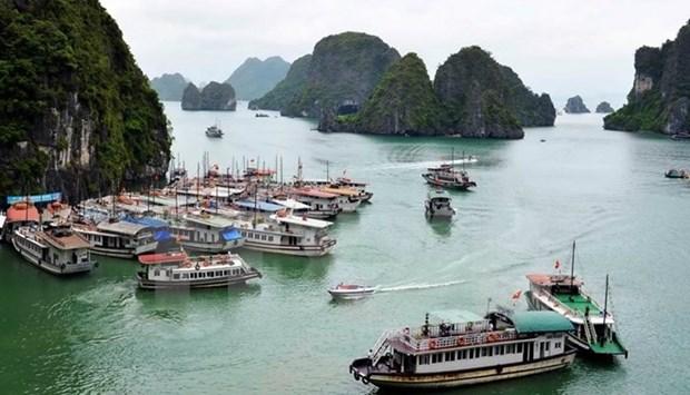 Quang Ninh accueille pres de 7,4 millions de visiteurs en novembre hinh anh 1