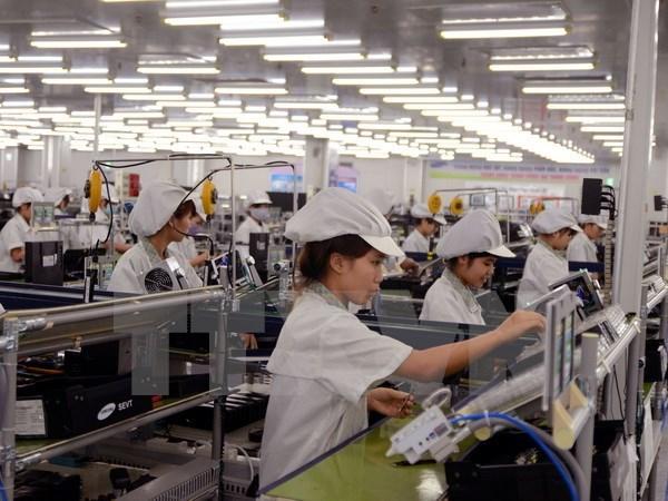 Les entreprises sud-coreennes apprecient le marche vietnamien hinh anh 1