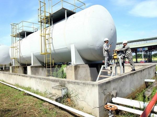 PetroVietnam Oil au Laos souffle ses 5 bougies hinh anh 1