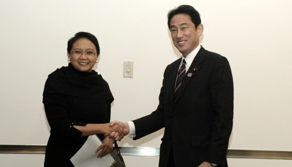 Le Japon compte organiser un dialogue
