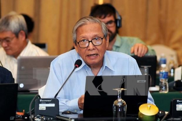Seminaire sur la construction d'ouvrages hydroelectriques sur le Mekong hinh anh 1