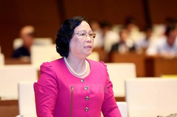 ASEM : le Vietnam a la Conference des ministres du Travail et de l'Emploi en Bulgarie hinh anh 1