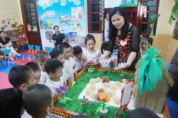 Le Vietnam obtient des resultats remarquables dans la protection des enfants hinh anh 1