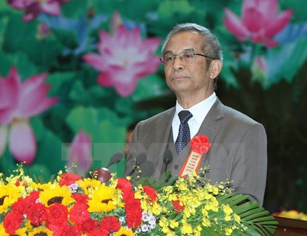 Le Vietnam au Forum Asie-Europe sur le renforcement du developpement social durable hinh anh 1