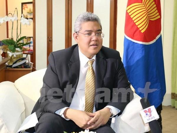 L'ASEAN face au changement climatique hinh anh 1
