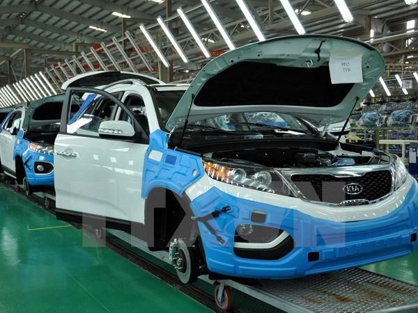 Bond de 86% sur un an des ventes d'automobiles depuis janvier hinh anh 1