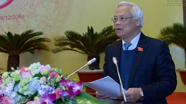 Seminaire sur les 70 ans de l'Assemblee nationale du Vietnam hinh anh 1