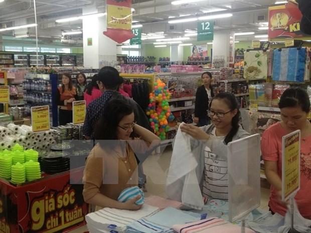 Le Vietnam dans le Top 5 des marches de detail en Asie hinh anh 1