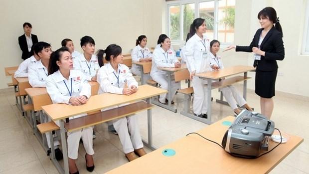 Vietnam-Japon : renforcer la cooperation dans la sante et le travail hinh anh 1