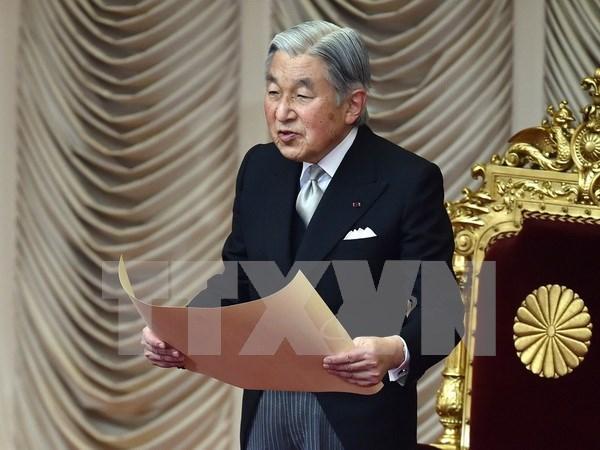 Celebration de l'anniversaire de l'Empereur Akihito a Hanoi hinh anh 1