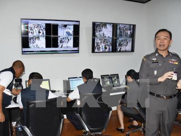 Interpol exclut la menace d'attaque de l'EI en Thailande hinh anh 1