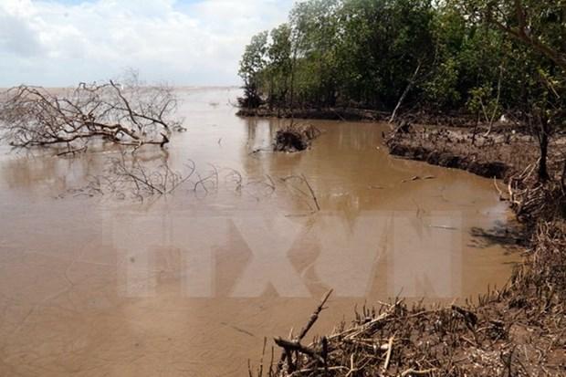 L'INDC temoigne de la volonte du Vietnam face au changement climatique hinh anh 1