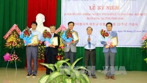 KSSA contribue a ameliorer la qualite de vie des paysans de Vinh Long hinh anh 1