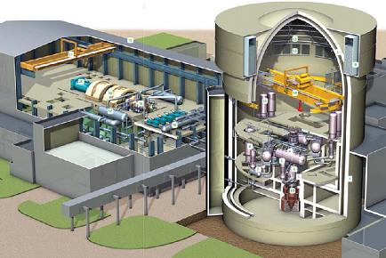 Lancement d'un simulateur de reacteur nucleaire hinh anh 1