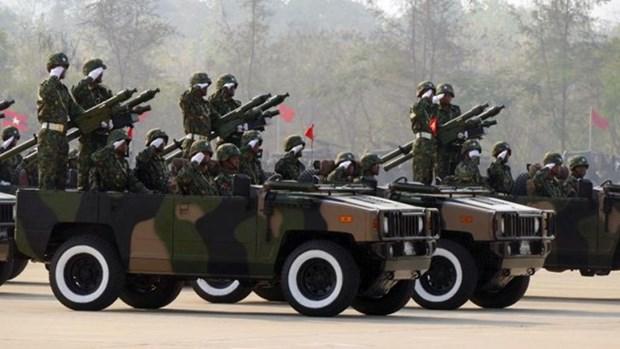 Les Etats-Unis esperent intensifier leur cooperation militaire avec le Myanmar hinh anh 1