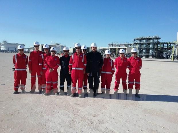 PetroVietnam : debut de l'exploitation commerciale pour un projet en Algerie hinh anh 1
