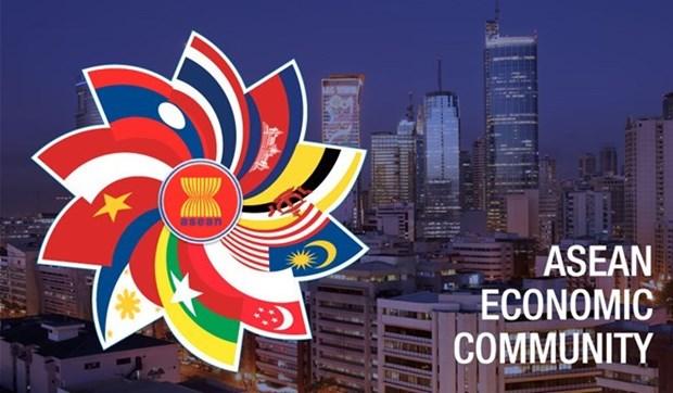 Echange de vue sur la Communaute de l'ASEAN au Mexique hinh anh 1