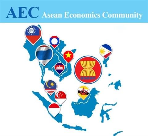 L'AEC, une percee dans l'attrait de l'investissement aseanien hinh anh 1