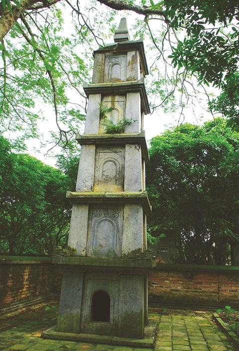 Le temple de la Litterature Xich Dang, fierte de Hung Yen hinh anh 2