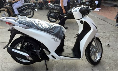 Honda Vietnam rappelle 12.118 scooters SH pour un defaut logiciel hinh anh 1