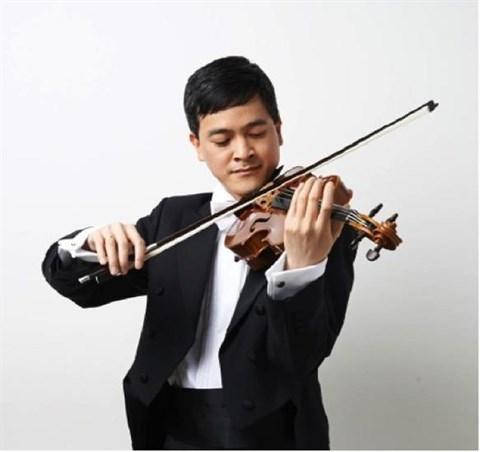 Hoang Tuan Cuong ou le son d'un violon envoute hinh anh 1